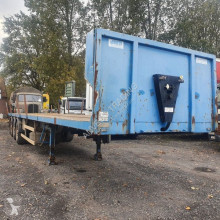 Samro trailer semi-trailer used flatbed