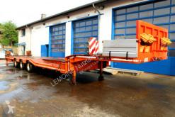 Flatbed semi-trailer De Angelis 3-Achs Tieflader 3S3B P1 gekröpft