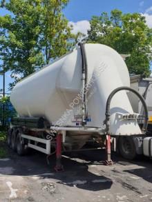 Kässbohrer tanker semi-trailer SSL-38