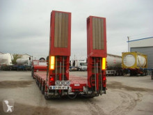 Stokota heavy equipment transport semi-trailer 5 ESSIEUX 75T