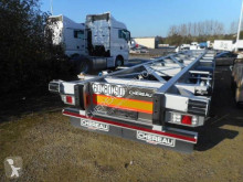 Chereau container semi-trailer Rail route