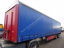 Kel-Berg tautliner semi-trailer LBW, Stang , BPW Doppelbereifung: 8 x 70 % Gute Reifen, Hardholz Boden