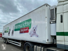 Samro refrigerated semi-trailer Aubineu Tiefkühlkoffer Thermoking SBII SR
