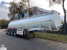Yarı römork tank Fuel 32100 liter, 5 Compartments, Drum brakes