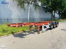 Sættevogn Dennison Container 20 / 30 FT Container system, Bitum tank, Isolated, 30100 Liter, 150c, 4 Bar, 30 FT Container containervogn brugt