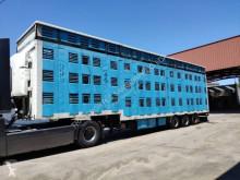 Náves príves na prepravu zvierat príves na prepravu hovädzieho dobytku Lecitrailer