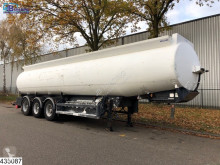 Merceron Fuel 39153 liter, 7 Compartments, 0,45 bar, 50c semi-trailer used tanker
