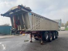 Návěs Zorzi 36 S - ALLUMINIO 25 metri cubi korba použitý