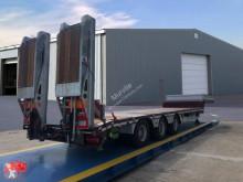 Semirimorchio trasporto macchinari Murville PTE ENGIN 3 ESSIEUX