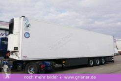Sættevogn Schmitz Cargobull SKO 24/ PHARMA / DOPPELSTOCK / BLUMEN / BI TEMP køleskab brugt