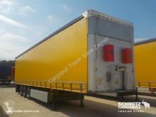 Semi reboque Schmitz Cargobull Semitrailer Curtainsider Standard cortinas deslizantes (plcd) usado