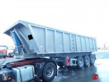 Robuste Kaiser tipper semi-trailer Oplegger LAMES /steel/blatt