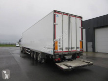 Lecapitaine ST39WGPE semi-trailer used multi temperature refrigerated