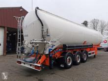 Semirremolque cisterna Kässbohrer SSK46/12-27 60.000L - Elektrische Kiep Unit - Alcoa's - Liftas