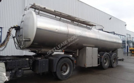 Magyar 33 FALSR semi-trailer used food tanker