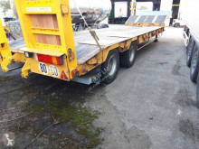 Demico semi-trailer used heavy equipment transport