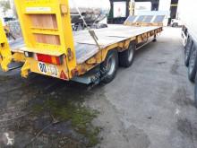 Semirimorchio Demico trasporto macchinari usato