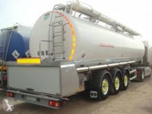 Semirremolque Maisonneuve avec pompe 3200l cisterna alimentario usado