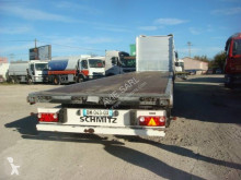 Schmitz Cargobull semi-trailer used flatbed