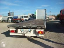 Semi remorque plateau Schmitz Cargobull