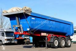 Félpótkocsi Schmitz Cargobull SKI 24 használt billenőkocsi alapozáshoz