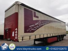 نصف مقطورة Schmitz Cargobull SK24 ستائر منزلقة (plsc) مستعمل