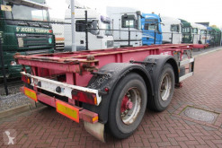 Semi remorque porte containers Groenewegen Container Chassis / 20FT / BPW axles / Drum Brakes