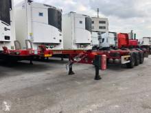Semi remorque Zorzi ALLUNGABILE IN ADR porte containers occasion