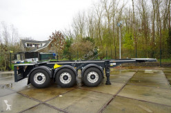 Trailer Renders 20 FT ADR Chassis NEVER USED tweedehands