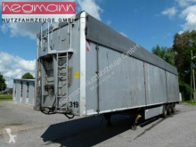 Moving floor semi-trailer H & W HDWDKS38, Schubboden Cargafloor, 96 m³, DE