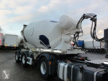 Stetter AM10FHAC 10m³ Betonmischauflieger BPW inna naczepa używana