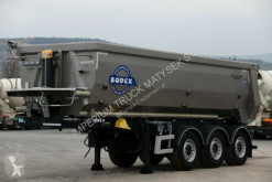 Semirimorchio Wielton BODEX / TIPPER 26 M3 / FULL STEEL / LIKE NEW / ribaltabile usato