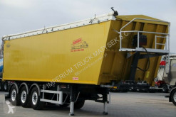 Kempf tipper semi-trailer TIPPER 55 M3 / FLAP-DOORS / VIBRATOR / PERFECT/