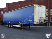 Krone Curtainsider - BPW axle - Drumbrakes semi-trailer new tautliner