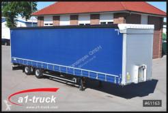 نصف مقطورة Schmitz Cargobull SCS 10 x 18, verzinkt, Mega, HU 07/2021 مغطاة مستعمل