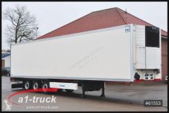 Semi remorque frigo Krone SD, Liftachse, Doppelstock, SAF