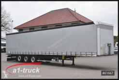 Náves valník s bočnicami a plachtou Schmitz Cargobull S01, verzinkt, Höhe 3650mm, 1 Vorbesitzer