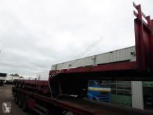 Sættevogn flatbed Broshuis 31N5-EU,630 cm uitschuifbaar,naloopas,verbred VLG