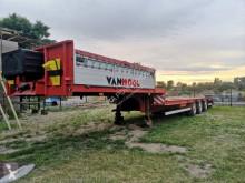 Semi reboque porta carros Van Hool
