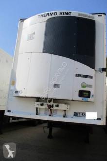 Schmitz Cargobull egyhőmérsékletes hűtőkocsi félpótkocsi Haut int 2m70