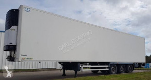 Lamberet Haut int 2m70 + hayon retract semi-trailer used mono temperature refrigerated