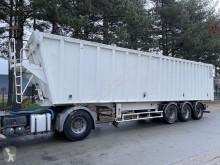 Benalu billenőkocsi félpótkocsi 55m³ GROSS VOLUME KIPPER - ALU / ALU - LIFT ACHSE - 3-ACHSE SMB - TROMMELBREMSEN