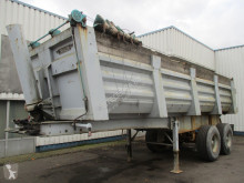 Semitrailer Trailor S32E , , Spring suspension , drum brakes flak begagnad