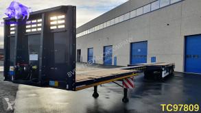 Kässbohrer flatbed semi-trailer SPAX Flatbed