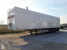 Semi reboque piso móvel Kraker trailers K-FORCE 92
