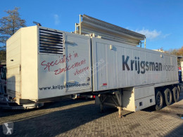 KWB 3 AS - Screedpump / Mortar / Estrich / Concrete / Beton used other semi-trailers