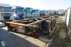 Van Hool Container Chassis / 1x40ft / 2x20ft / 1x30ft / BPW + DISC semi-trailer used container