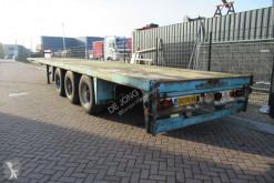 Félpótkocsi Van Hool S-308 / Plateau / BPW / Drum / 1x Lift Axle új plató