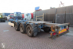 Krone SD semi-trailer new container