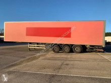 Fruehauf box semi-trailer TX34VS
